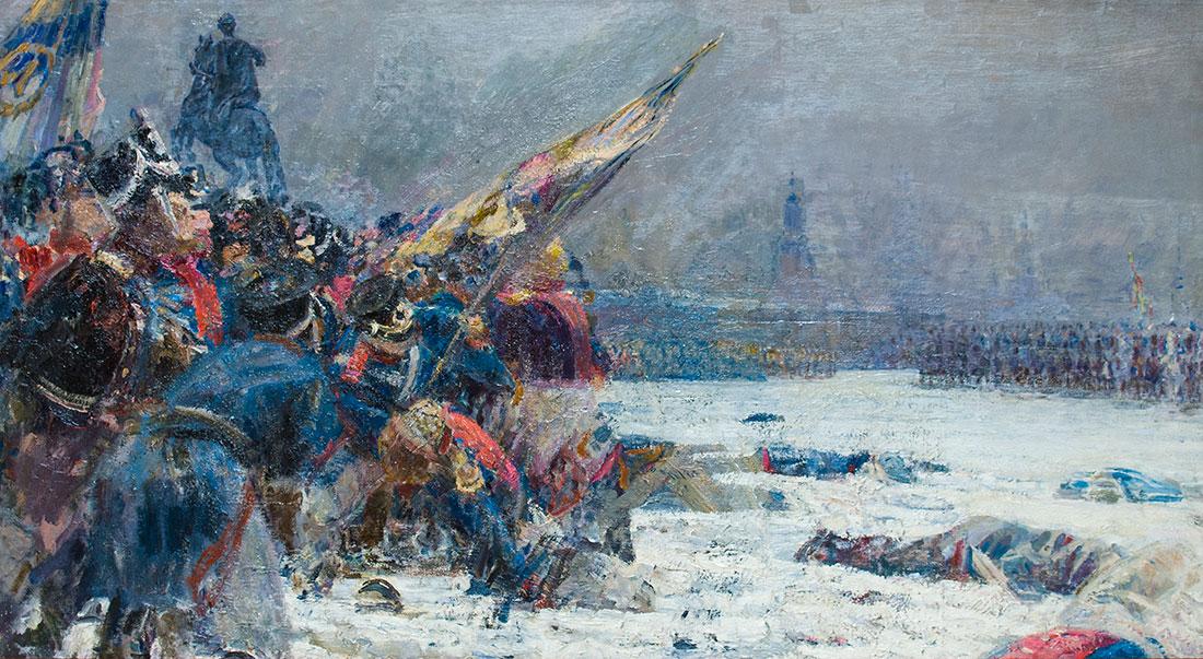 Decembrist revolt.
