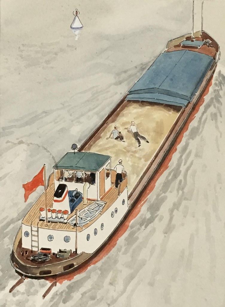 Иллюстрация к книге Ф. Льва