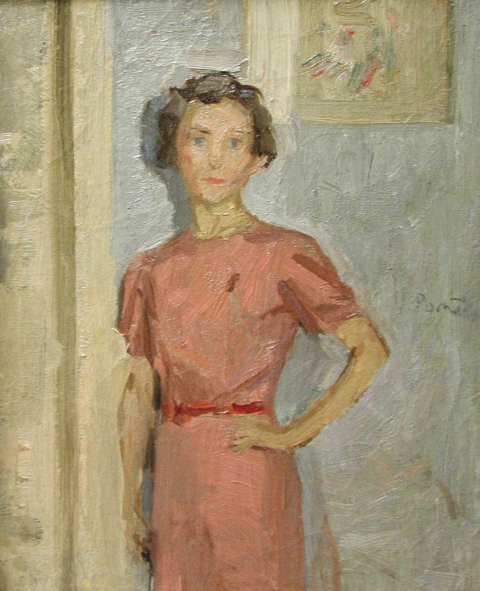 Portrait of Lepeshinskaya O.V.