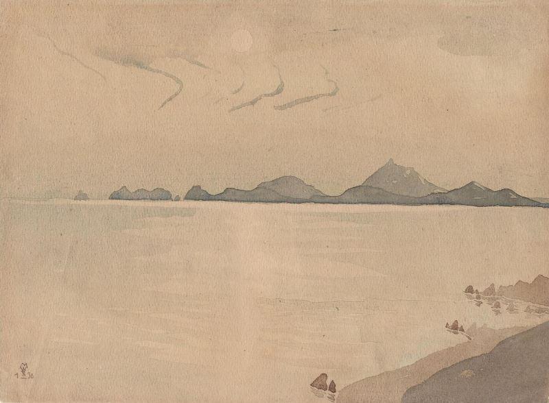 Киммерийский пейзаж.