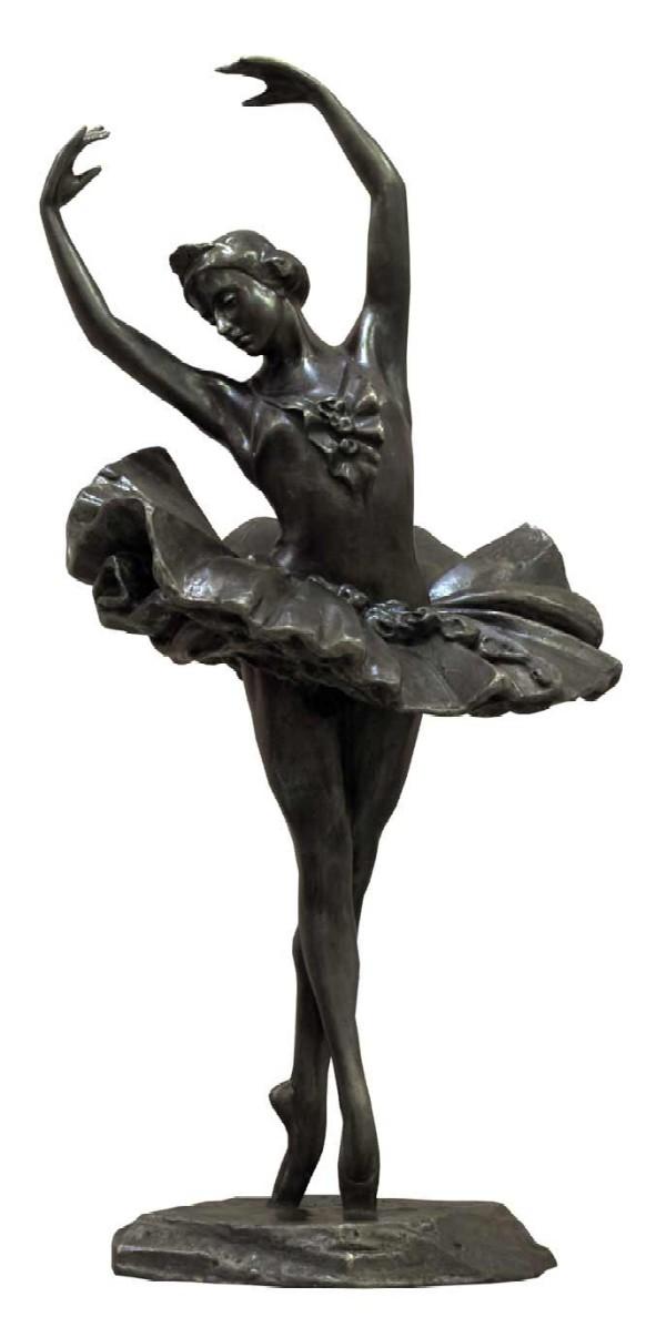 Балерина Н.М. Дудинская.