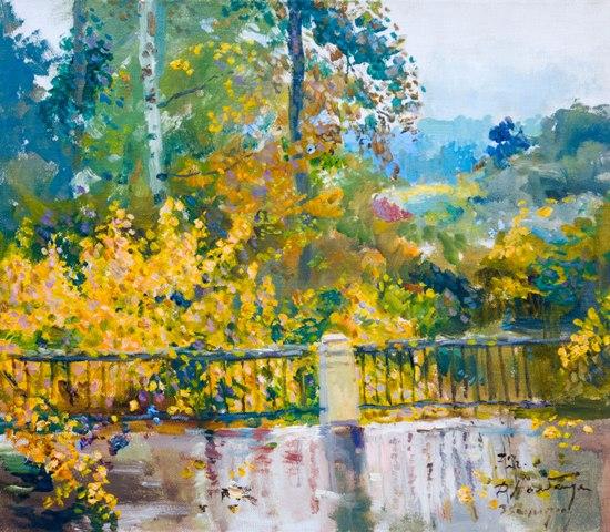 Zvenigorod. Autumn.