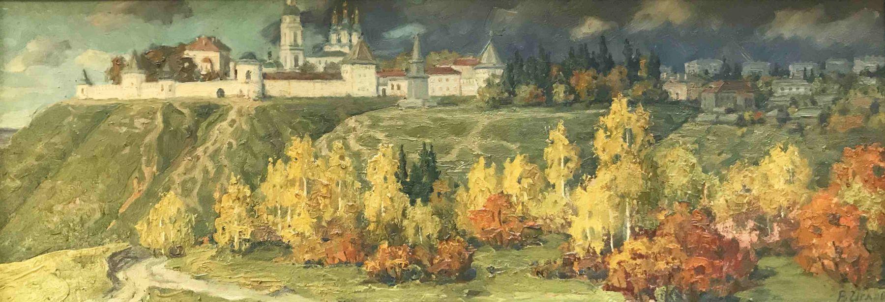 Тобольский Кремль.