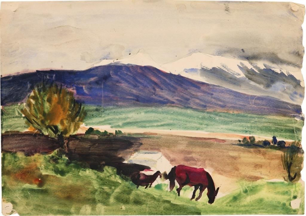 Ferghana Valley.