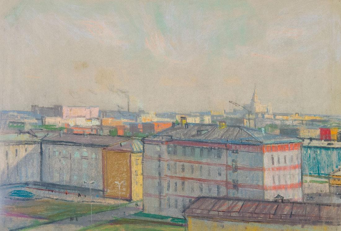 Новостройки Москвы.