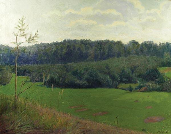 Пейзаж в Перхушково.