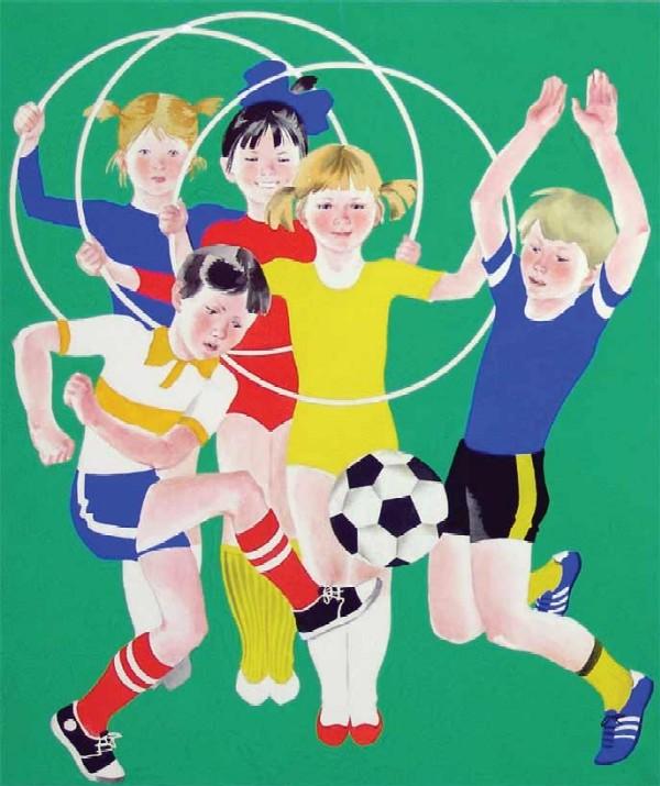 1)Скворечник. 2)Спорт сделает нас здоровыми!