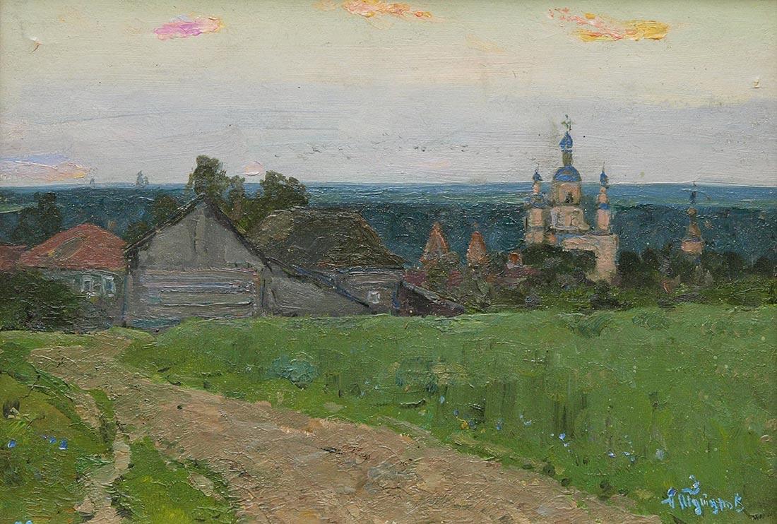 Село Рябушки.