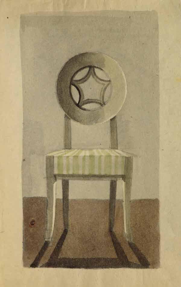 Эскизы мебели для гостиницы