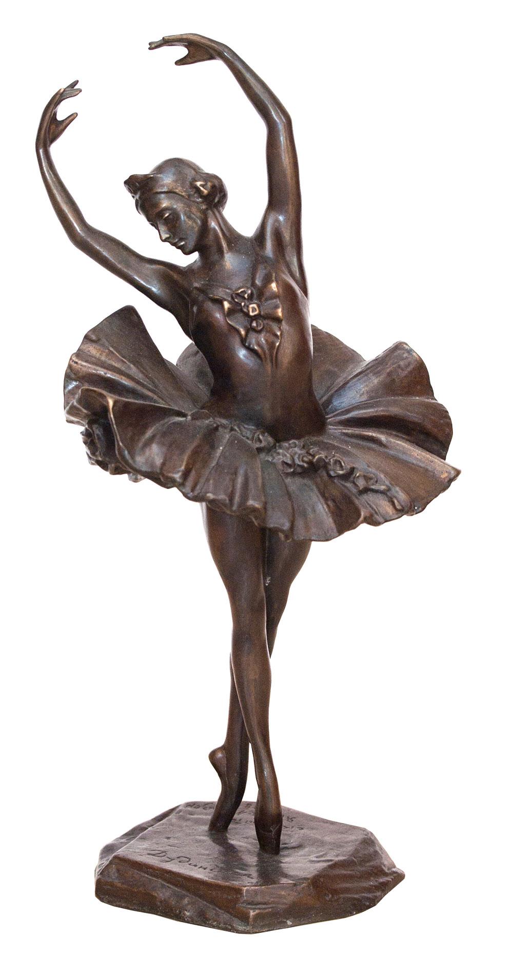 Балерина Дудинская.