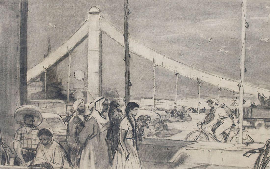 Крымский мост. Фестиваль.