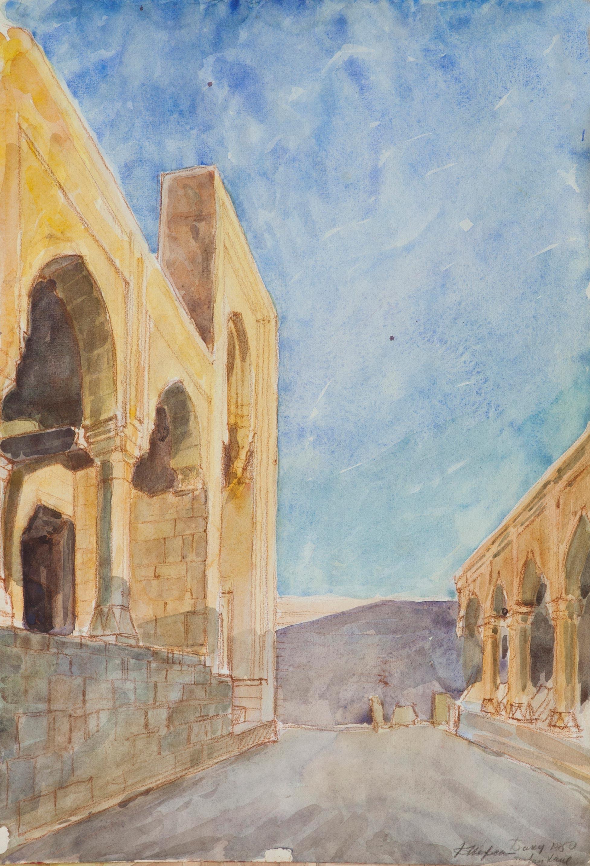 Баку.
