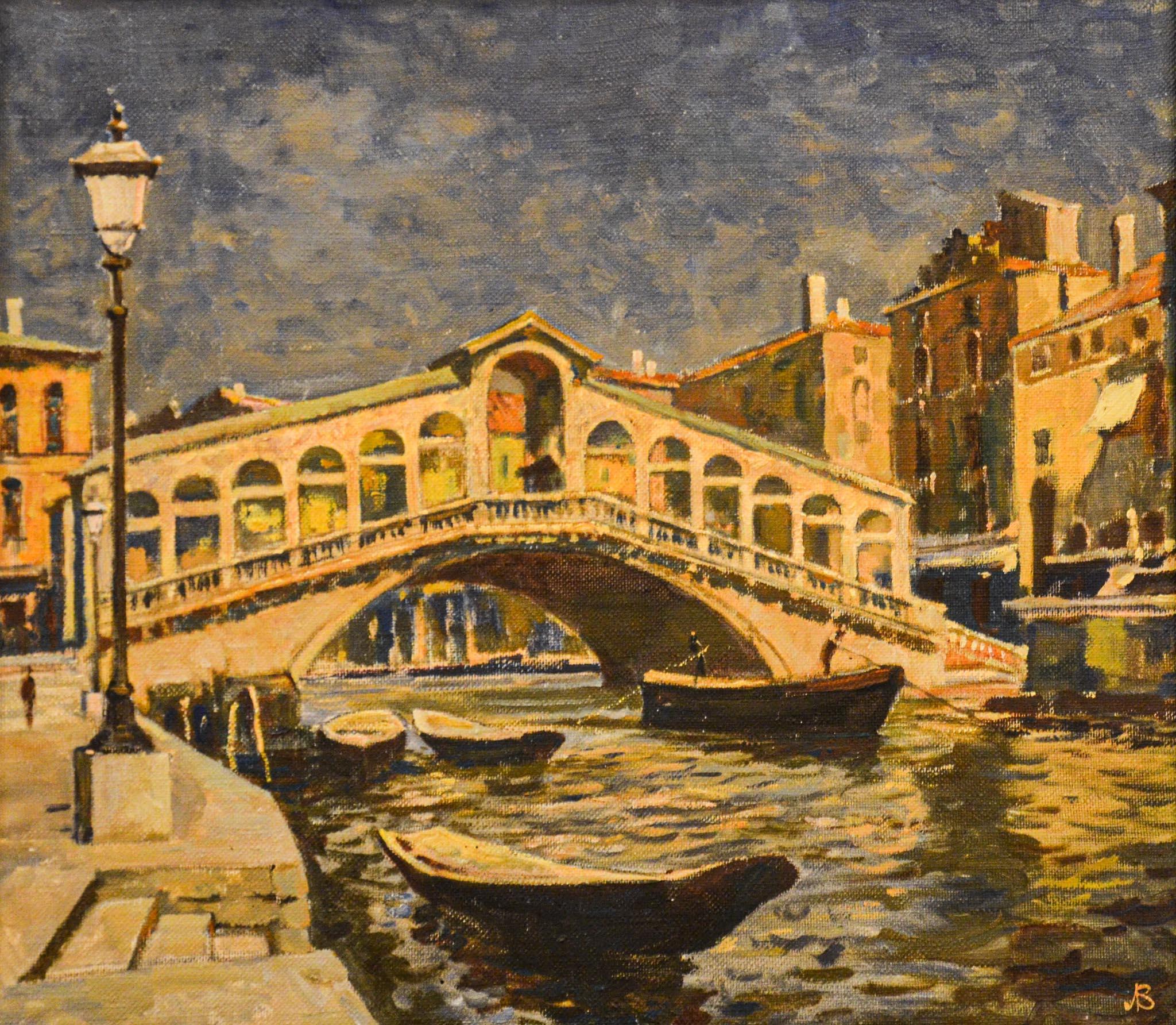 Венеция. Риальто.