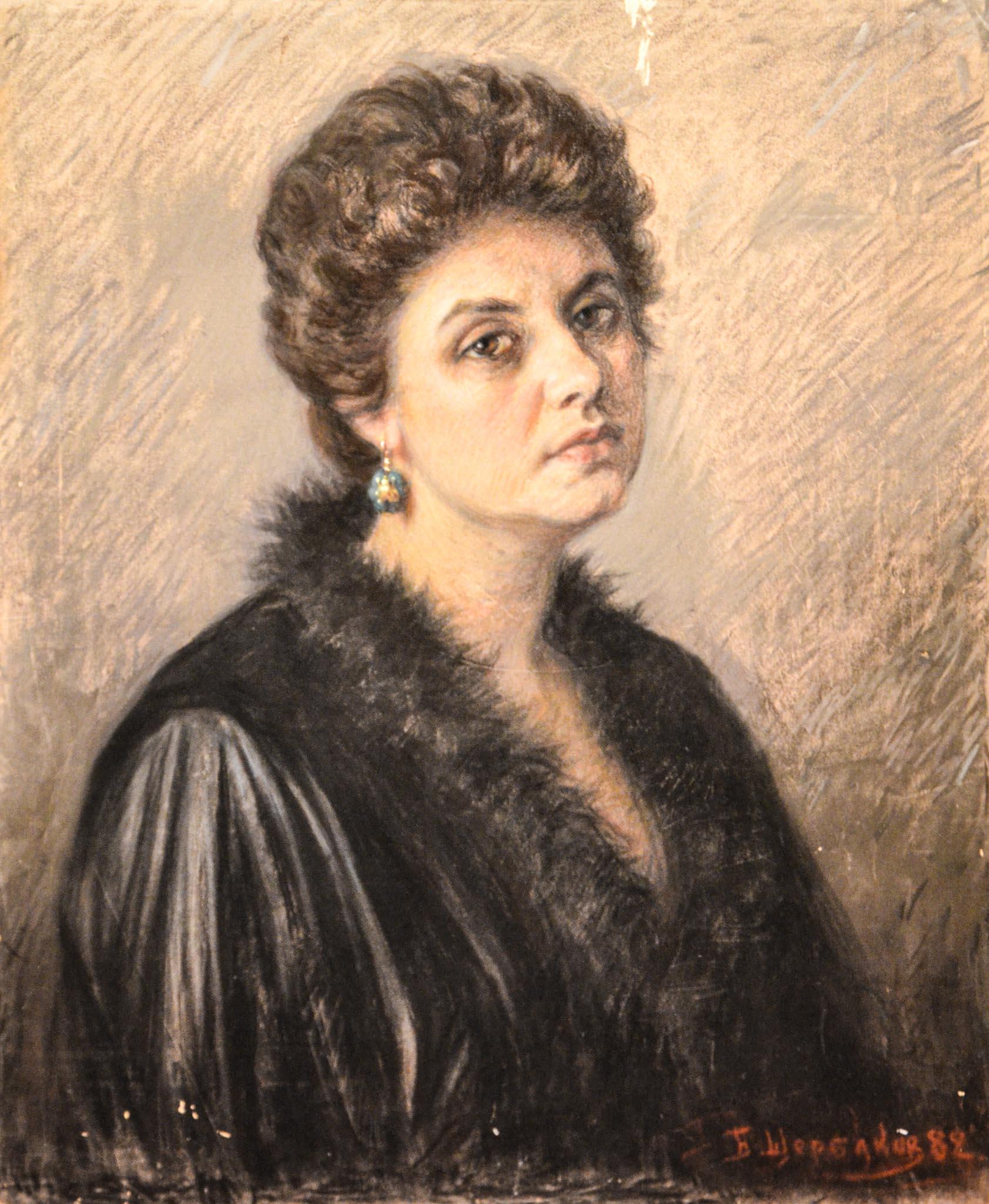 Галина Щербакова.
