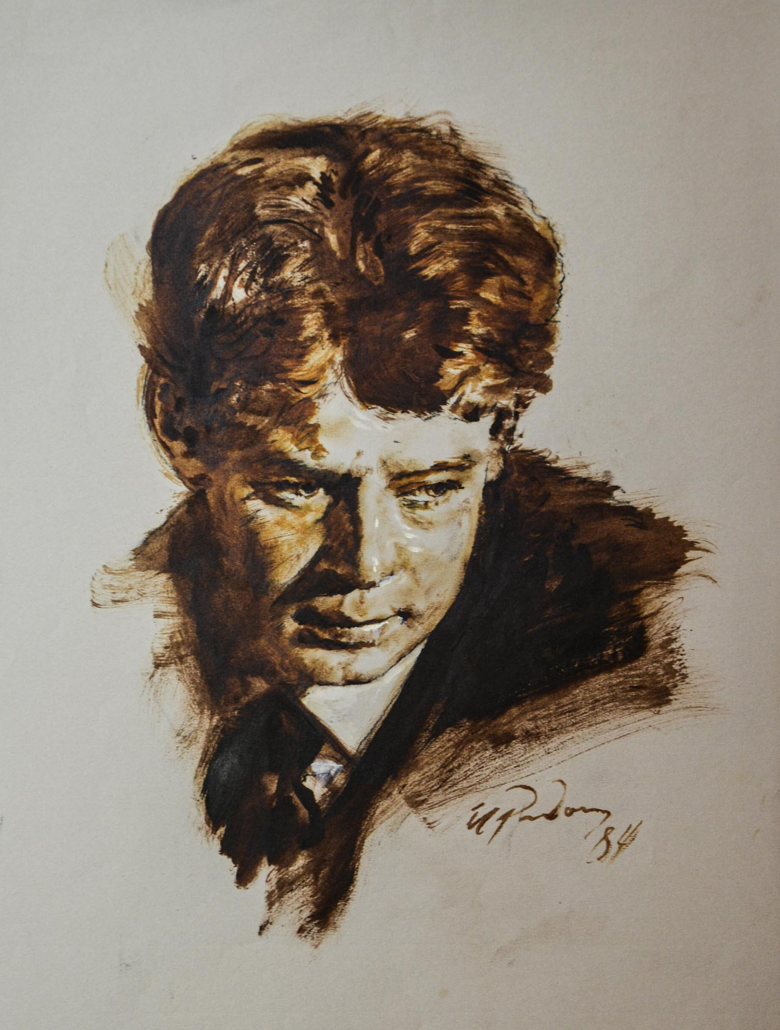 Сергей Есенин.