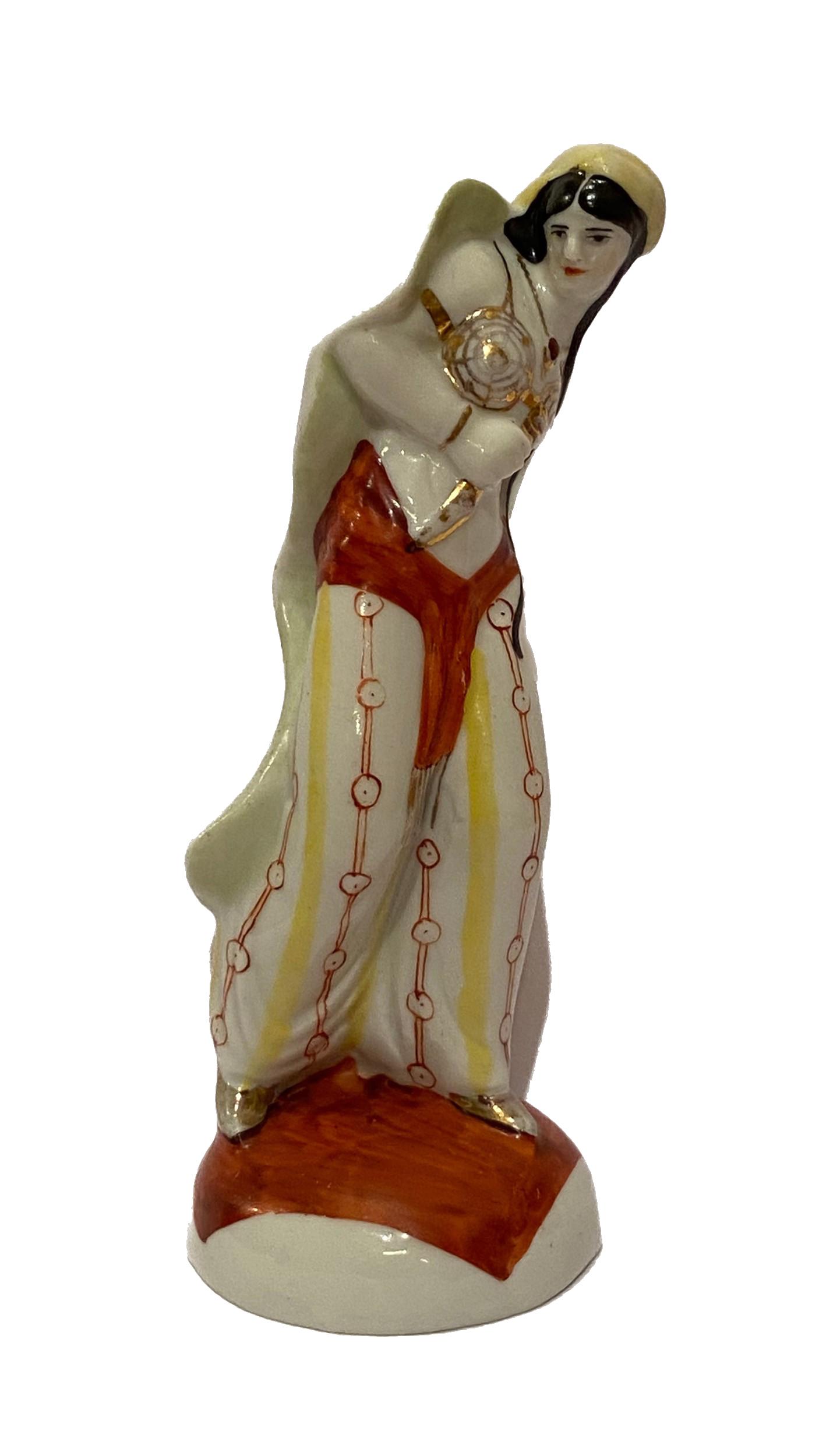 Зарема. Персонаж поэмы А.С. Пушкина «Бахчисарайский фонтан»