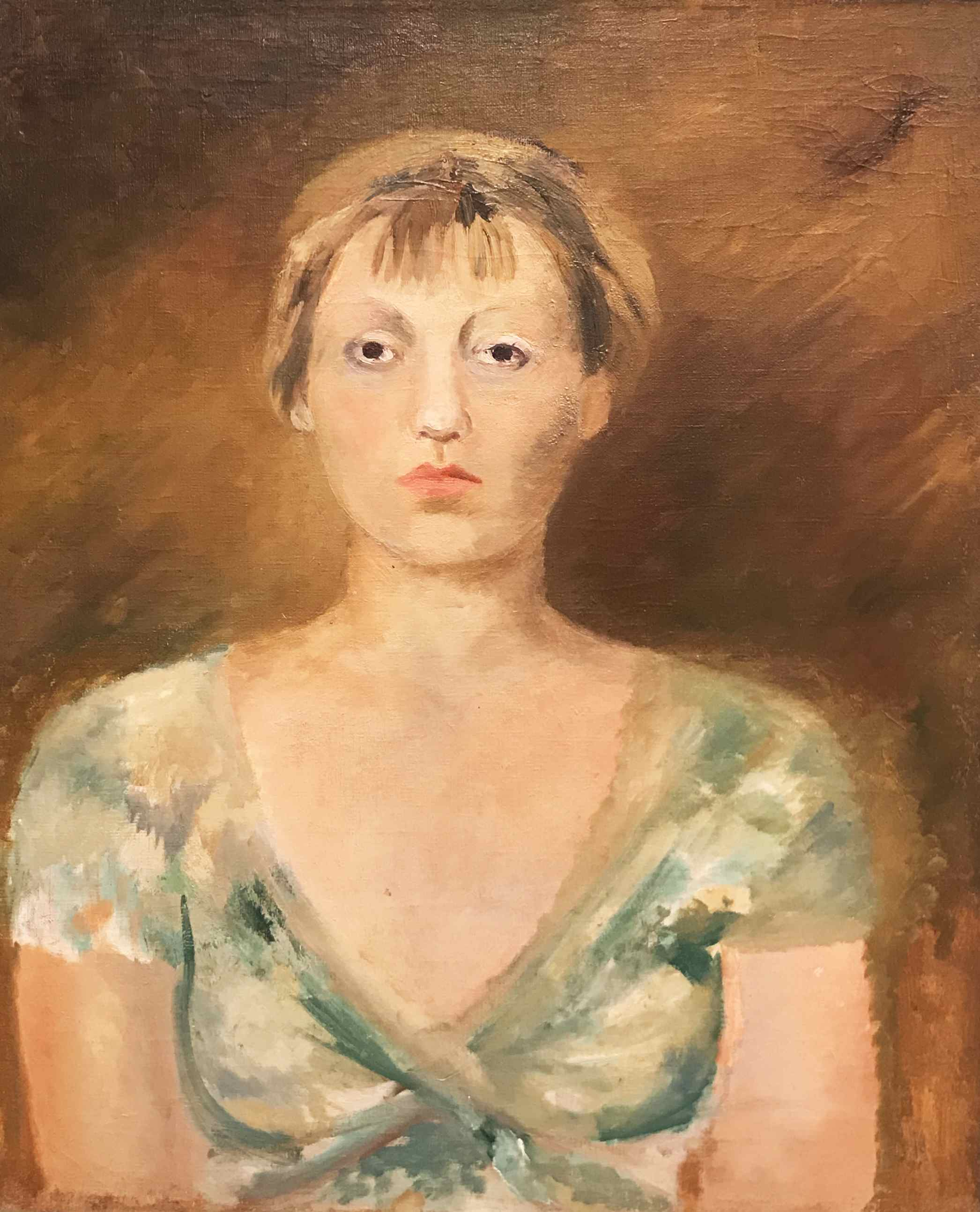 Портрет жены Силич Л.Н.