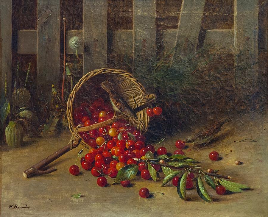 Похитители вишни.
