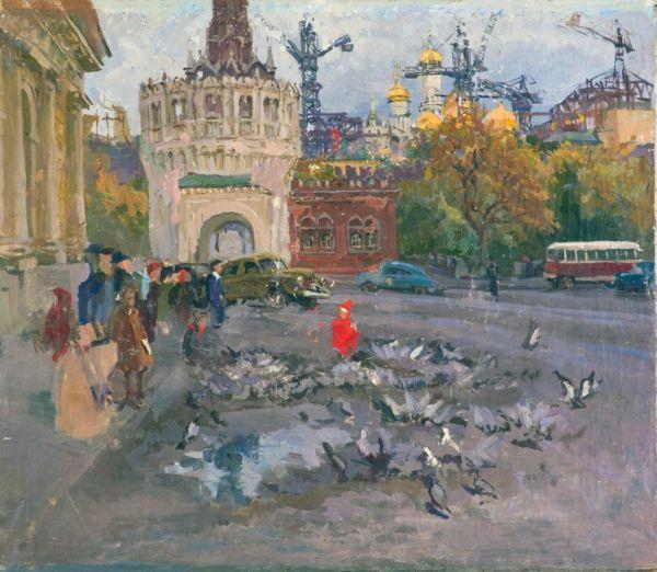 Дворец Съездов.