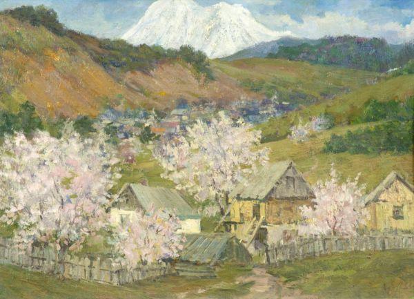 Весна на Красной Поляне.