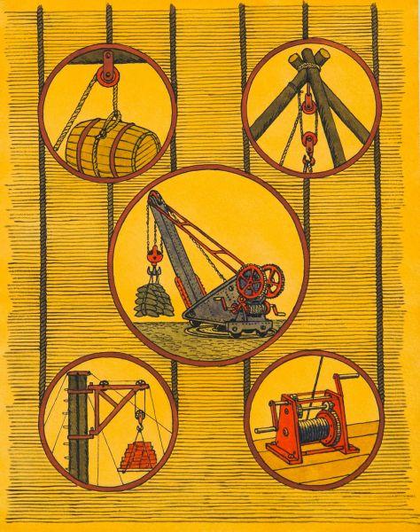 Оборот обложки. Иллюстрация к книге А. Валентинова
