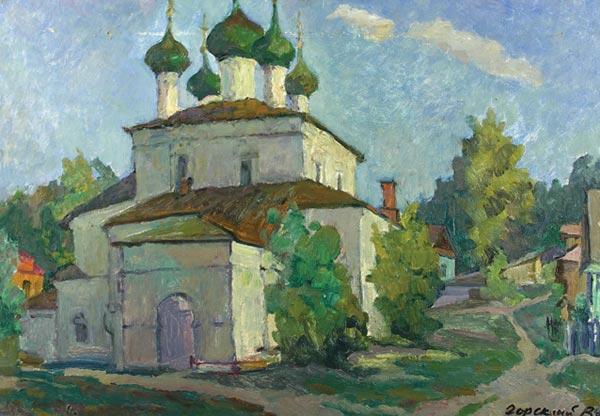 Толжский монастырь.
