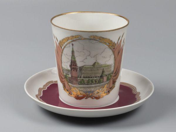 Чайный бокал «Кремль».