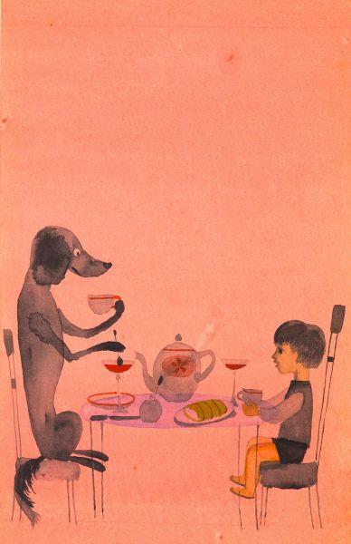 Иллюстрация к книге И.Д. Пивоваровой