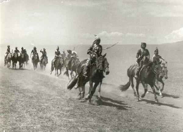 Монголия. Финиш.