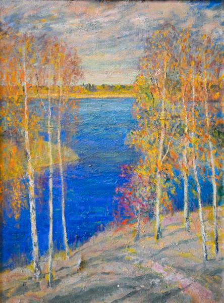 Осенняя сказка.