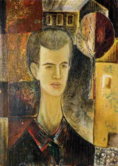 Портрет сына Геннадия.