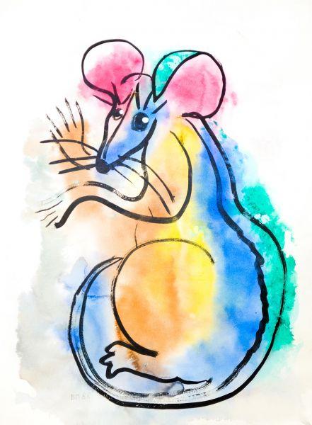 Восточный календарь. Год крысы.