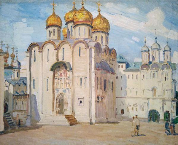 Собор в Кремле.
