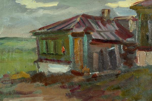 Старый дом. Борисоглебск.