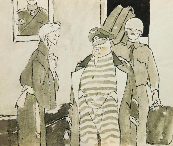 Марта, я буду отбывать заключение на дому! Подготовь мне соответствующий тюремный режим, так как я стал избалованным человеком.