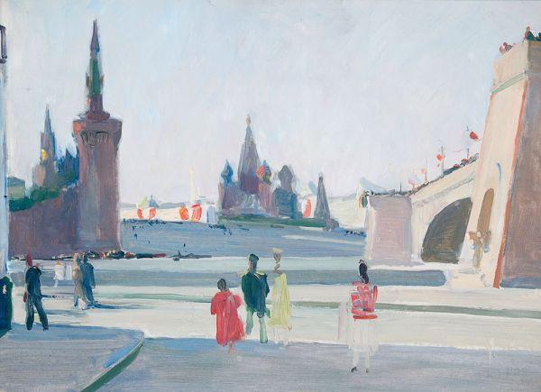 Москва, 9 мая 1945 года.