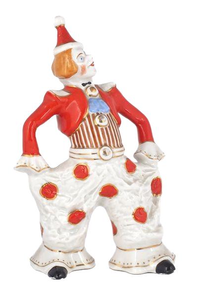 Скульптура «Клоун».
