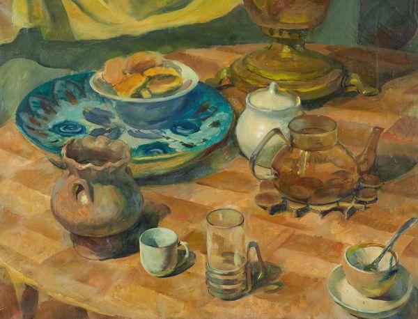 Чайный натюрморт.