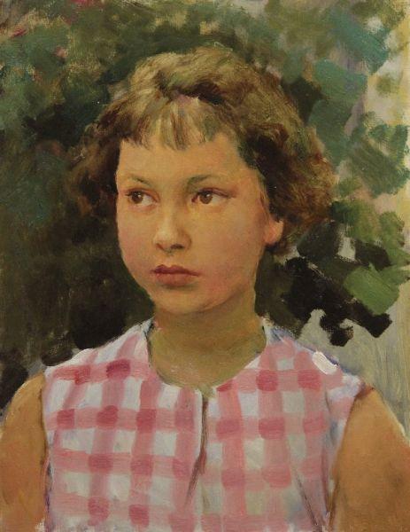 Портрет Маши.