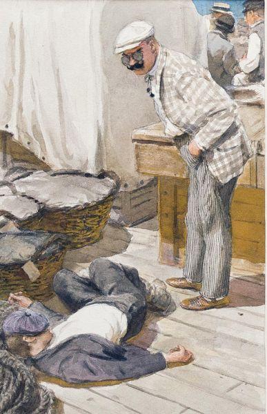 Три иллюстрации к роману В.П. Катаева