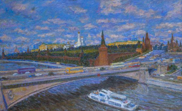 Москворецкий мост.
