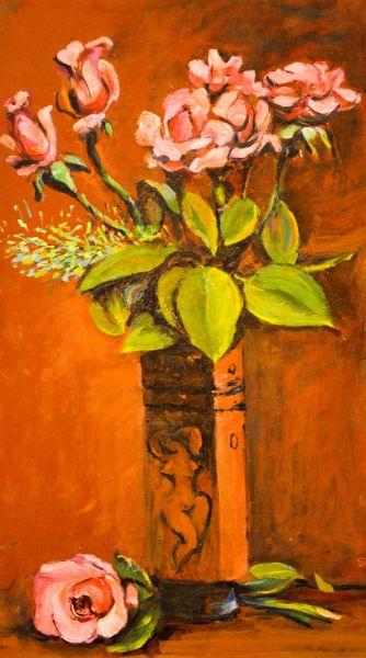 Розы Айказяна.