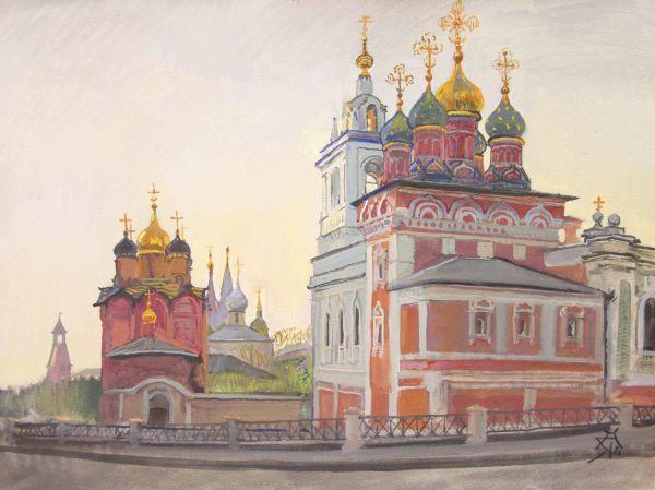 Москва. Варварка.