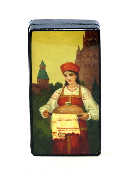 Шкатулка «Хлеб-соль».