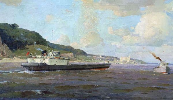 Большая Волга.