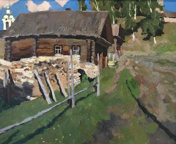 Дом в Унже.