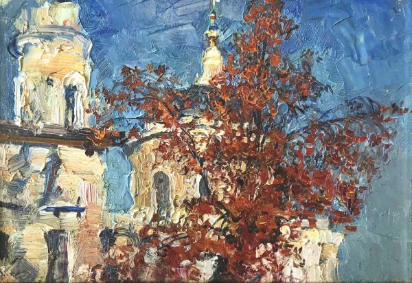 Осень в Коломне.