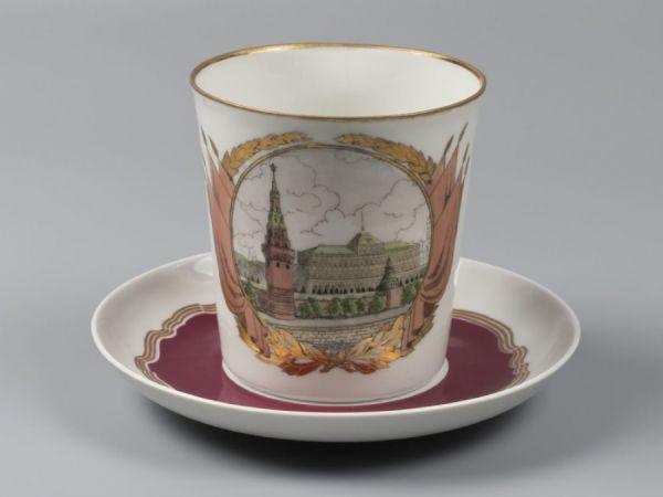 Чайный бокал