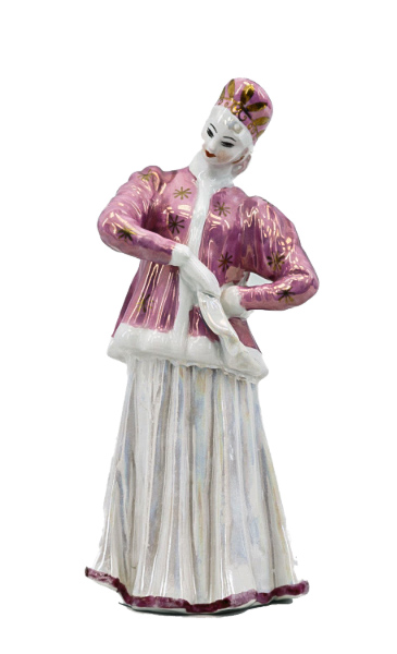 Скульптура «Лебедушка».
