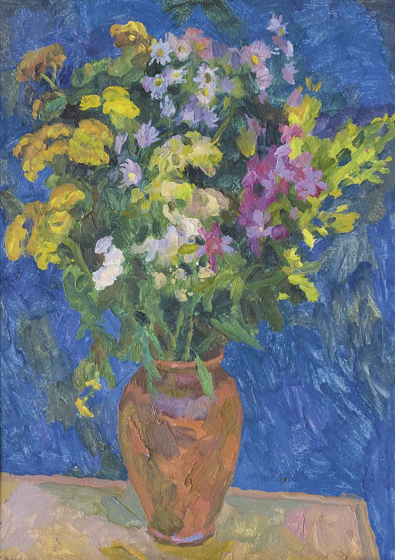 Field flowers.